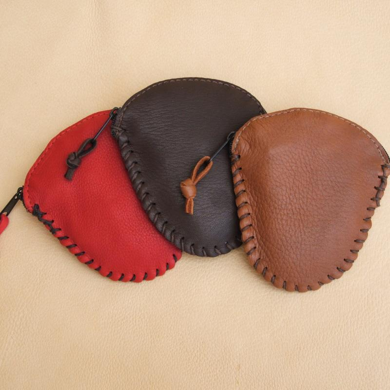 Red, Brown & Saddle Deerskin